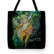 Mermaid Love Spell Tote Bag