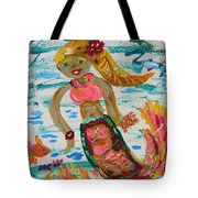 Mermaid Mermaid Tote Bag