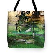 Mermaids In The Sun Tote Bag