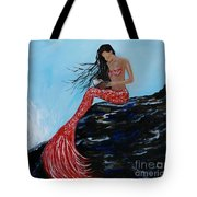 Mermaids Timeless Tales Tote Bag