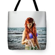 Mermais Sighting 2 Tote Bag