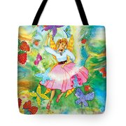 Merri Goldentree Dances Tote Bag