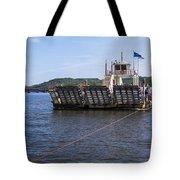 Merrimac Ferry - Wisconin Tote Bag