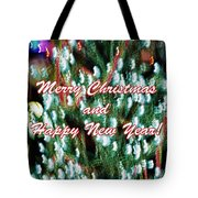 Merry Christmas 2 Tote Bag by Skip Nall