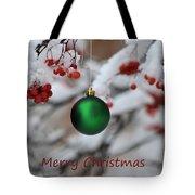Merry Christmas 4 Tote Bag