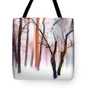 Merry Christmas Card Tote Bag by Jessica Jenney
