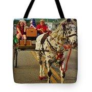 Merry Christmas Hatteras Nc 2 12/213 Tote Bag