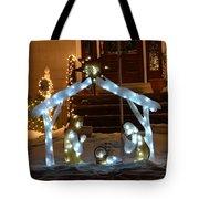 Merry Christmas - Peace On Earth Tote Bag