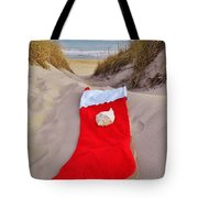 Merry Christmas Stocking 2 12/23 Tote Bag