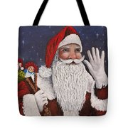 Merry Christmas To All Tote Bag