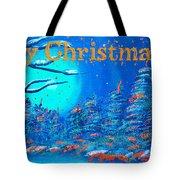 Merry Christmas Wish V3 Tote Bag