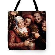 Merry Company Tote Bag