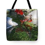 Merry Koi Tote Bag