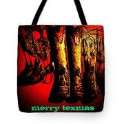 Merry Texmas Tote Bag