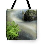 Mersey River Nova Scotia Canada Tote Bag
