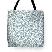 Merton Wallpaper Design Tote Bag