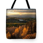 Mesa Sunset Tote Bag