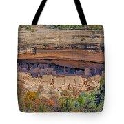 Mesa Verde Cliff Dwelling Tote Bag