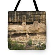 Mesa Verde National Park - 7906 Tote Bag