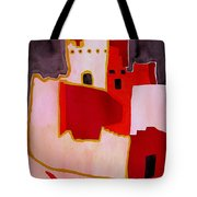 Mesa Verde Original Painting Sold Tote Bag