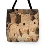 Mesa Verde Ruins  Tote Bag