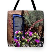Mesilla Cholla Tote Bag by Kurt Van Wagner