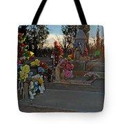 Mesilla Nm Cemetery 14  Tote Bag