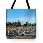 Mesilla Nm Cemetery 3   Tote Bag