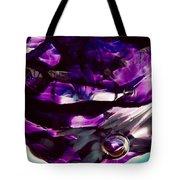 Mesmerize Purple II Tote Bag