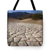 Mesquite Dune Mosaic Tote Bag