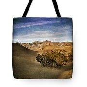 Mesquite Flat Sand Dunes Death Valley Img 0080 Tote Bag