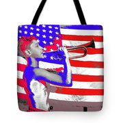 Mess Call Methodist  Service  At Camp Nathan Hale Southfields New York 1943-2014   Tote Bag