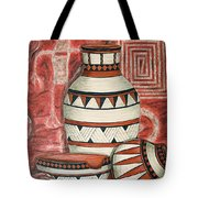 Messages Tote Bag