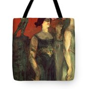 Messalina Tote Bag