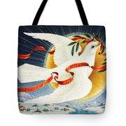 Messenger Of Peace Tote Bag