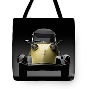 Messerschmitt 1957 Tote Bag