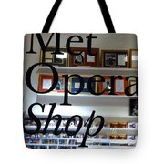 Met Opera Shop Tote Bag
