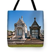 Metairie Cemetery 4 Tote Bag