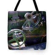 Antique Canon Mechanisms Tote Bag