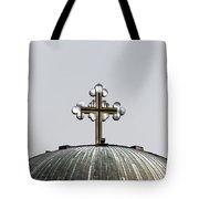 Metal Cross Tote Bag