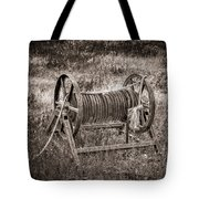 Metal Frame Rope Spindle 1 Tote Bag