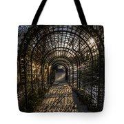 Metal Garden Tote Bag