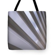 Metal Perspective Texture Tote Bag