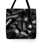 Metal Pins Tote Bag