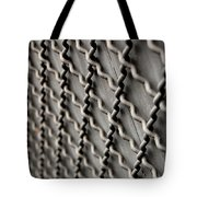 Metal Texture Forms Tote Bag