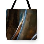 Metal Waves 1 Tote Bag