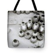 The Craftsman In Jodhpur Tote Bag