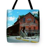 Metamora Grist Mill Tote Bag