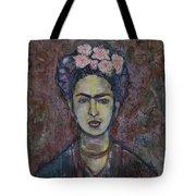 Metamorphosis Frida Tote Bag