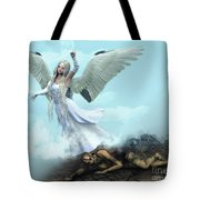 Metamorphosis Tote Bag
